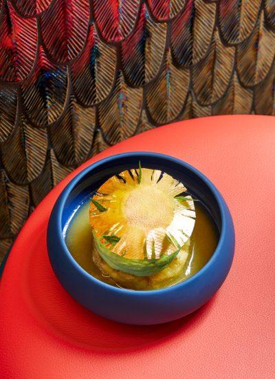 ananas sichuan espuma coriandre_WEB